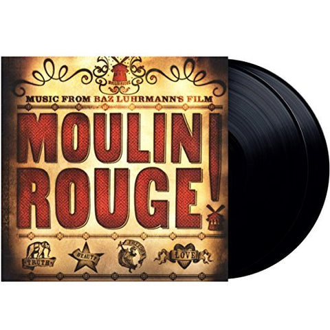 <b>Various </b><br><i>Moulin Rouge - Music From Baz Luhrmann's Film</i>