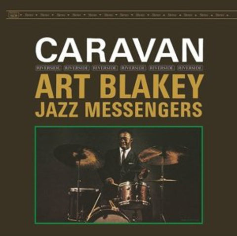 <b>Art Blakey And The Jazz Messengers </b><br><i>Caravan</i>
