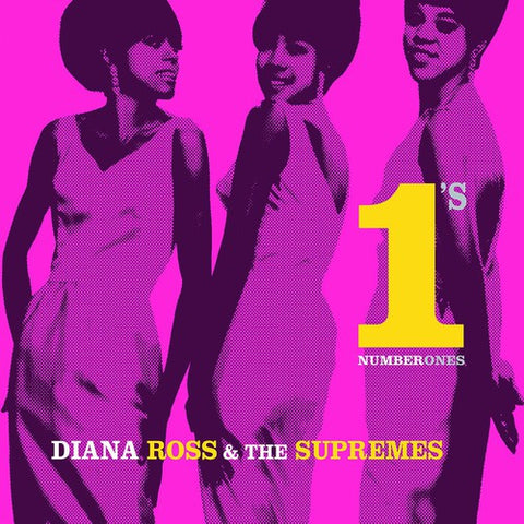 <b>Diana Ross & The Supremes </b><br><i>The #1'S [Import]</i>
