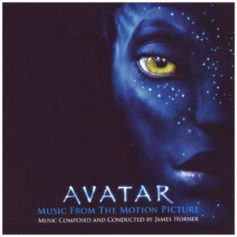 <b>James Horner </b><br><i>Avatar (Music From The Motion Picture)</i>