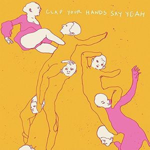 <b>Clap Your Hands Say Yeah </b><br><i>Clap Your Hands Say Yeah</i>