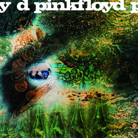 <b>Pink Floyd </b><br><i>A Saucerful Of Secrets</i>
