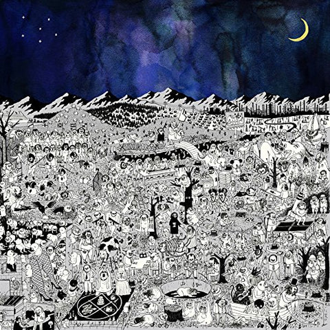 <b>Father John Misty </b><br><i>Pure Comedy [Deluxe 2LP Aluminum & Copper Colored Vinyl]</i>