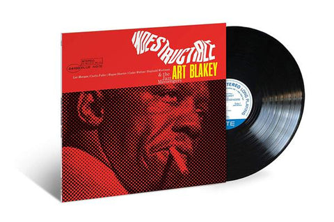 <b>Art Blakey </b><br><i>Indestructible [Blue Note 80th Anniversary Series]</i>
