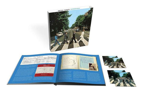 <b>The Beatles </b><br><i>Abbey Road Anniversary [Box Set 3CD + 1 Blu-Ray]</i>