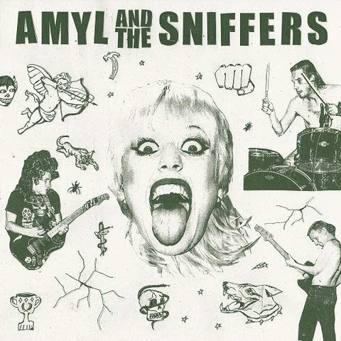 <b>Amyl and The Sniffers </b><br><i>Amyl And The Sniffers [Indie-Exclusive Colored Vinyl]</i>