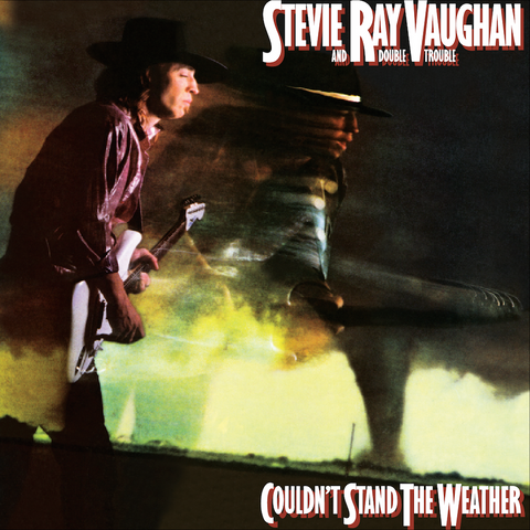 <b>Stevie Ray Vaughan And Double Trouble </b><br><i>Couldn't Stand The Weather [2LP, 45 RPM]</i>