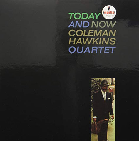 <b>Coleman Hawkins Quartet </b><br><i>Today And Now [2LP, 45RPM]</i>