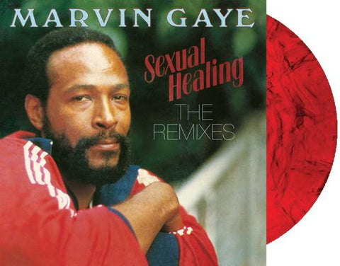<b>Marvin Gaye </b><br><i>Sexual Healing - The Remix Album</i>