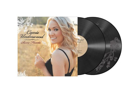 <b>Carrie Underwood </b><br><i>Some Hearts</i>