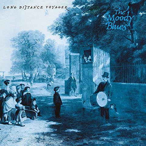 <b>The Moody Blues </b><br><i>Long Distance Voyager</i>