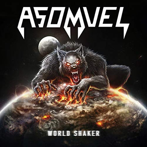 <b>Asomvel </b><br><i>World Shaker [White Vinyl]</i>