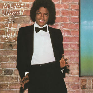 <b>Michael Jackson </b><br><i>Off The Wall</i>