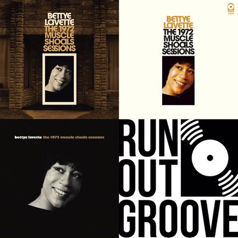 <b>Betty Lavette </b><br><i>The 1972 Muscle Shoals Sessions [ROG Limited Edition]</i>