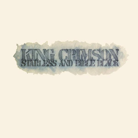 <b>King Crimson </b><br><i>Starless And Bible Black (Remixed By Steven Wilson & Robert Fripp) [Import] [200 Gram]</i>
