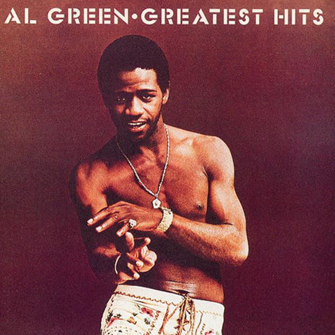 <b>Al Green </b><br><i>Greatest Hits</i>