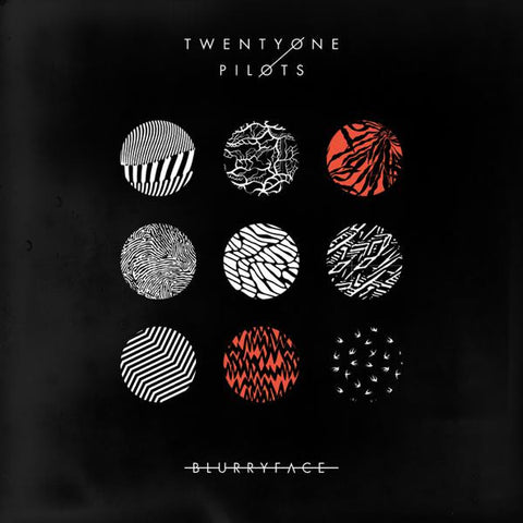 <b>Twenty One Pilots </b><br><i>Blurryface</i>