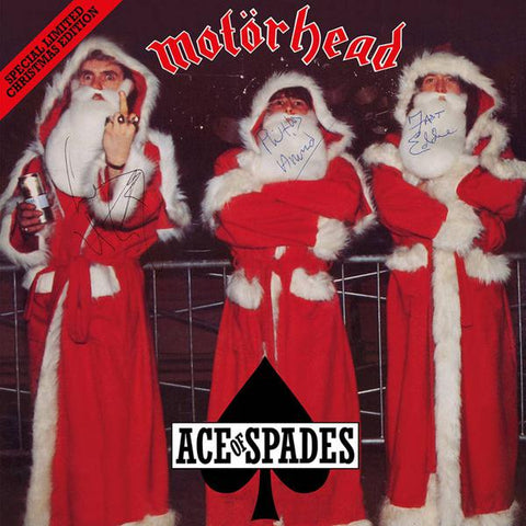 <b>Motorhead </b><br><i>Ace Of Spades - Holiday Edition</i>