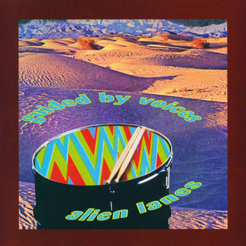 <b>Guided By Voices </b><br><i>Alien Lanes</i>