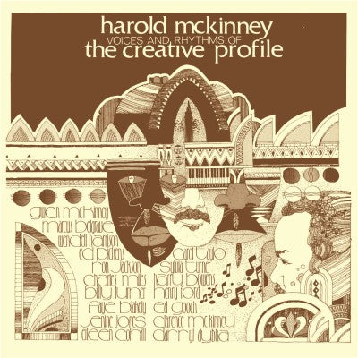 <b>Harold McKinney </b><br><i>Voices And Rhythms Of The Creative Profile</i>
