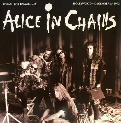 <b>Alice In Chains </b><br><i>Live At The Palladium Hollywood 1992</i>