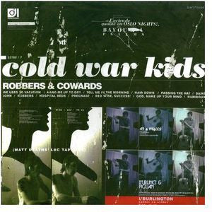 <b>Cold War Kids </b><br><i>Robbers & Cowards</i>