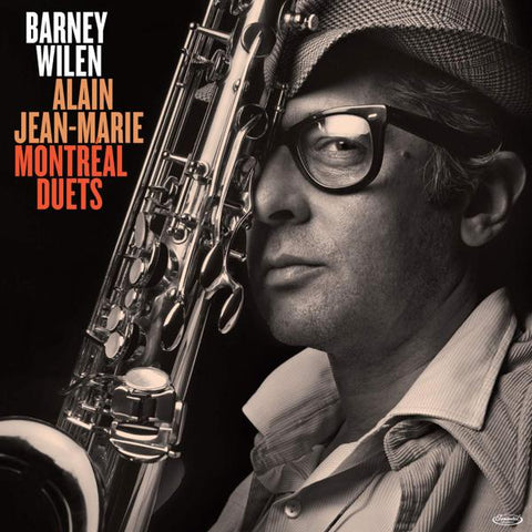 <b>Barney Wilen, Alain Jean-Marie </b><br><i>Montreal Duets</i>