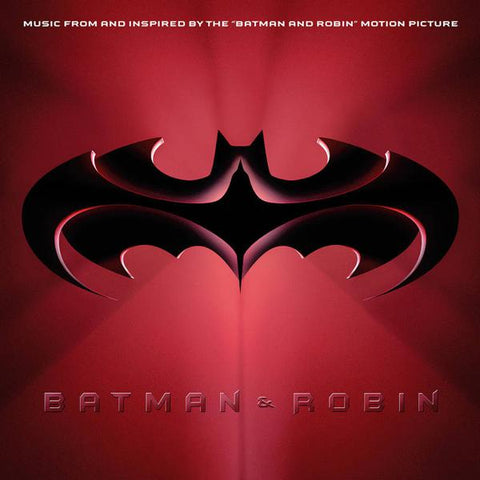 <b>Batman & Robin </b><br><i>Batman & Robin Music [Red & Blue Vinyl]</i>