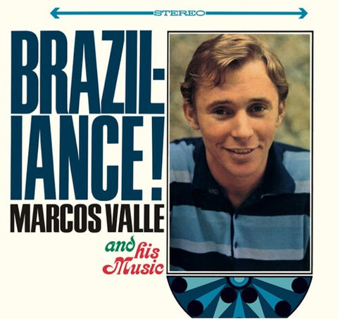 <b>Marcos Valle </b><br><i>Braziliance!</i>