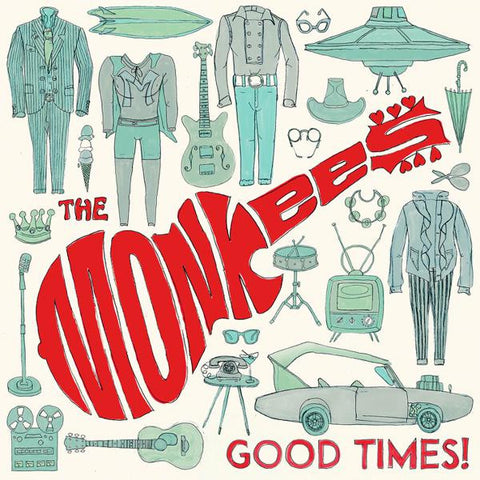 <b>The Monkees </b><br><i>Good Times!</i>