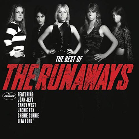 <b>The Runaways </b><br><i>The Best Of The Runaways</i>