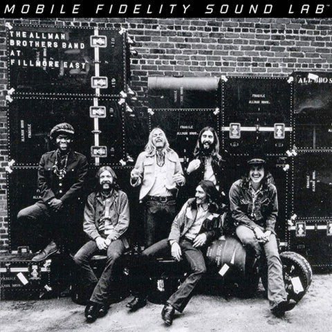 <b>The Allman Brothers Band </b><br><i>The Allman Brothers Band At Fillmore East [SACD]</i>