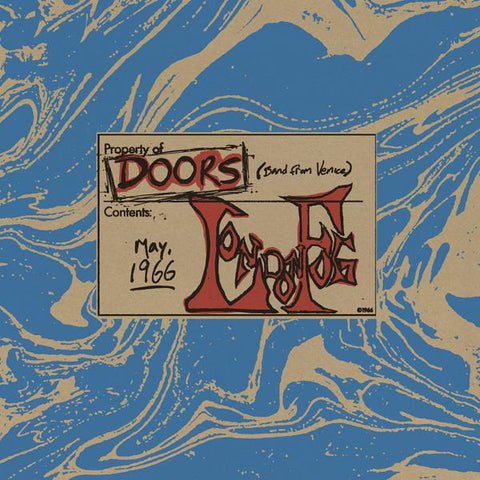 "<b>The Doors </b><br><i>London Fog [10""]</i>"