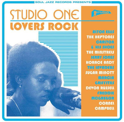 <b>Various </b><br><i>Studio One Lovers Rock</i>