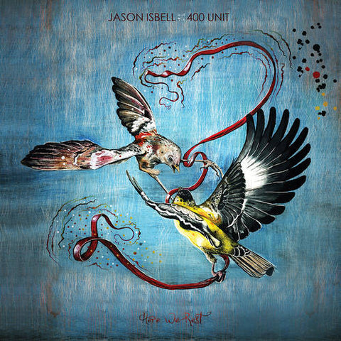 <b>Jason Isbell & The 400 Unit </b><br><i>Here We Rest [Indie-Exclusive Blue Vinyl]</i>