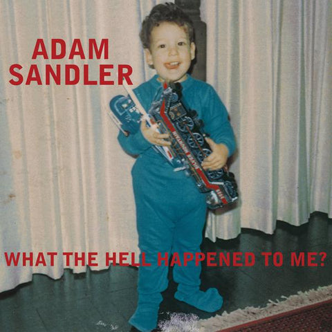 <b>Adam Sandler </b><br><i>What The Hell Happened To Me?</i>