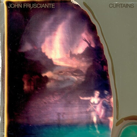 <b>John Frusciante </b><br><i>Curtains</i>