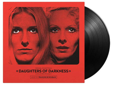 <b>Franois De Roubaix </b><br><i>Daughters Of Darkness - Les Lvres Rouges (Original Soundtrack) [Import]</i>