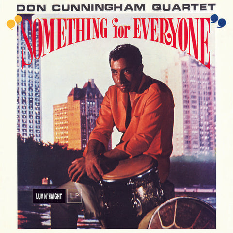 <b>Don Cunningham </b><br><i>Something For Everyone</i>