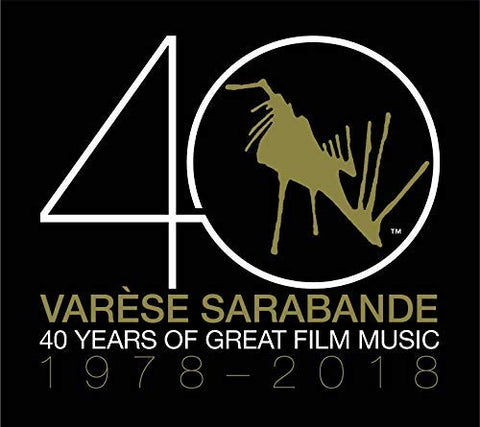 <b>Varese Sarabande </b><br><i>40 Years Of Great Film Music</i>