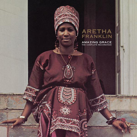 <b>Aretha Franklin </b><br><i>Amazing Grace: The Complete Recordings [4LP Box Set]</i>