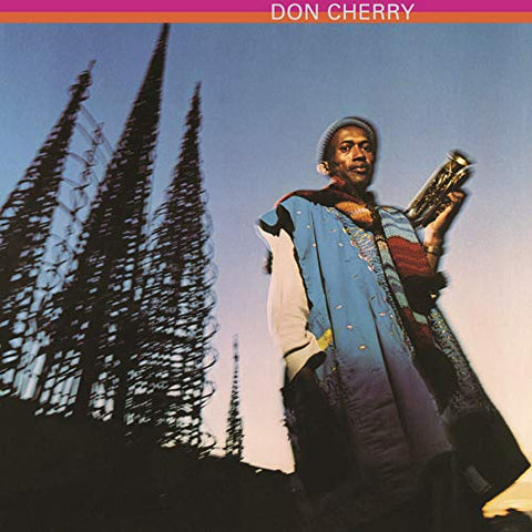 <b>Don Cherry </b><br><i>Brown Rice</i>