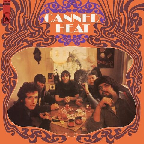 <b>Canned Heat </b><br><i>Canned Heat [Gold Vinyl]</i>
