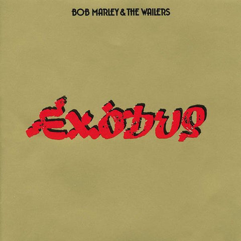 <b>Bob Marley & The Wailers </b><br><i>Exodus [Half-Speed Mastered]</i>