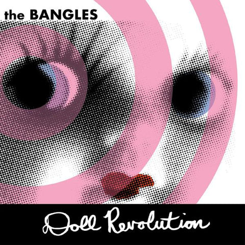 <b>The Bangles </b><br><i>Doll Revolution (Limited, Hand-numbered 2-lp Streaked Pink Vinyl Edition)</i>