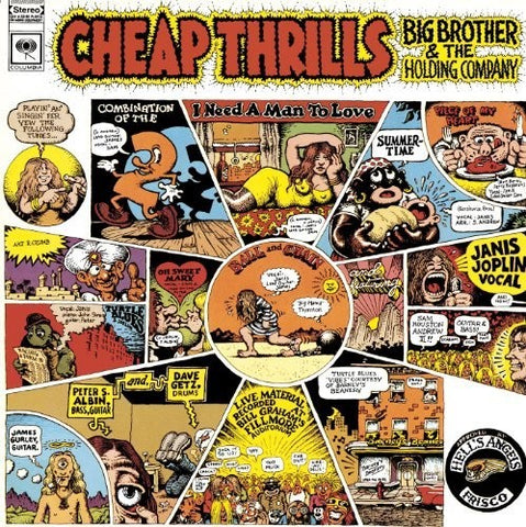 <b>Big Brother & The Holding Company </b><br><i>Cheap Thrills [SACD]</i>