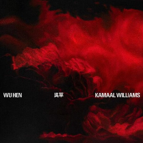 <b>Kamaal Williams </b><br><i>Wu Hen [Red Vinyl]</i>