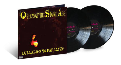 <b>Queens Of The Stone Age </b><br><i>Lullabies To Paralyze [2 LP] </i><br>Release Date : 12/20/2019