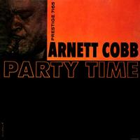 <b>Arnett Cobb </b><br><i>Party Time</i>