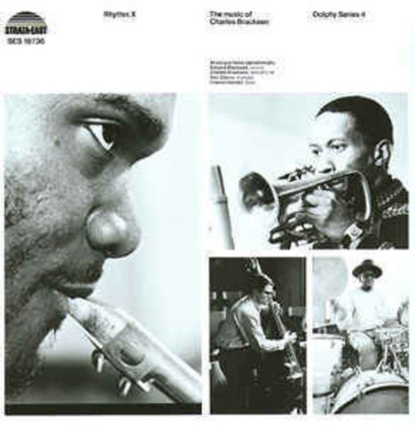 <b>Charles Brackeen </b><br><i>Rhythm X (The Music Of Charles Brackeen)</i>